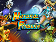 Natural Powers – IGT автомат с бонусами